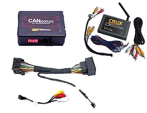 Crux WVIGM-04 Wi-Fi Integration