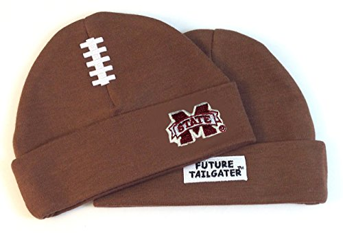 Future Tailgater Mississippi State Bulldogs Baby Football Cap