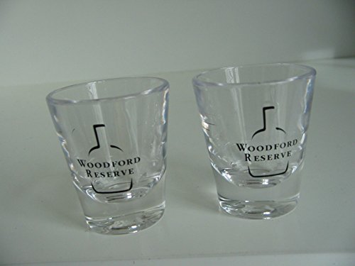 Woodford Reserve Shot Glass Set - Set of 2 by Woodford Distillery