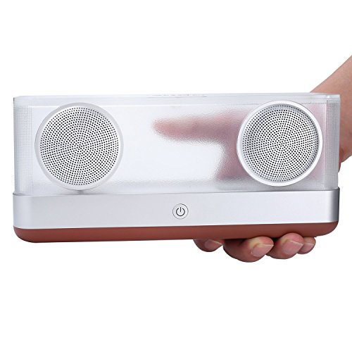 BassPal i30 Wireless Bluetooth Speaker, 20W Outdoor Portable