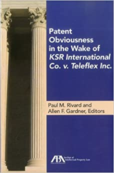 \BEST\ Patent Obviousness In The Wake Of KSR International Co. V. Teleflex Inc.. award coches Descubre experts nuestro