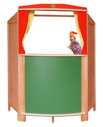 Kasperletheater Holz - Schöllner Puppentheater Holz