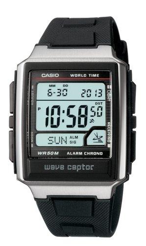 : Casio Men's WV59A-1AV Waveceptor Atomic Digital Watch