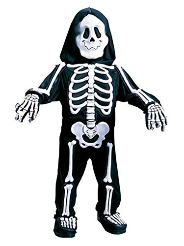 Fun World Costumes Baby Boy's Totally Skelebones, Black/White, Small