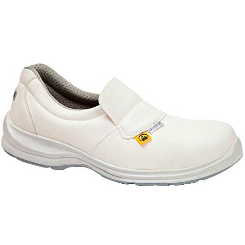 Giasco - Calzado de protección para hombre blanco blanco