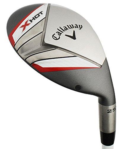 Callaway X Hot N14 4 Hybrid, Left Handed, Graphite, Stiff