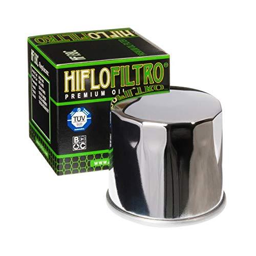 SFV650 AZ Gladius Special Edition 2013 Chrome Oil Filter Genuine OE Quality HiFlo HF138C