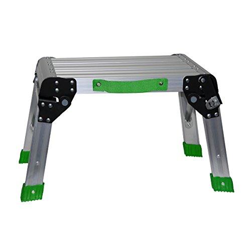 GRIP 54095 Mini Aluminum Folding Platform