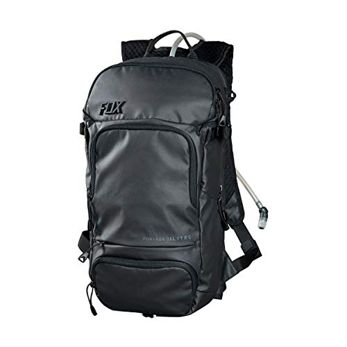 Fox Head Portage Hydration Pack, Black, One Size (Fox Head Backpack)