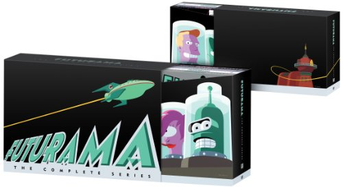 Futurama-The-Complete-Series