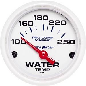 Autometer Water Temp - 2