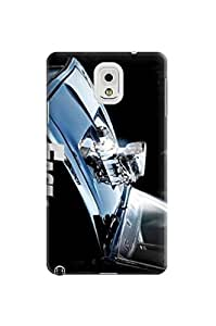 Custom texture desgin tpu skin cover case with cartoon for Samsung Galaxy note3 of Fast and Furious in Fashion E-Mall
