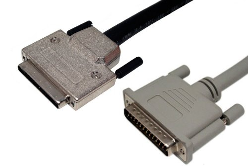 Data Storage Cables, p/n C7020-3PA-AT: VHDCI-DB25, 3FT, w/Active High Byte Termination [Electronics]