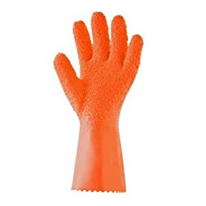 Easy Peel glove Mukki women and children for the Orange FIN-239SO