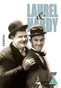 Laurel And Hardy - Utopia [DVD] [1950] [Reino Unido]