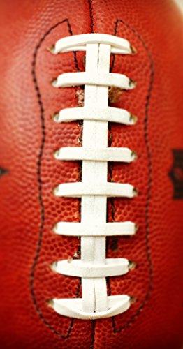 PRO White Classic American Football Lace