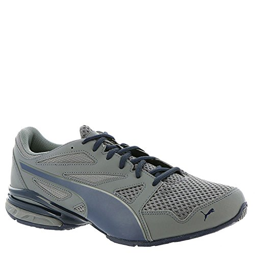 PUMA Men's Tazon Modern V2 FM Running Shoes (8 D(M) US, (Modern Peacoat)