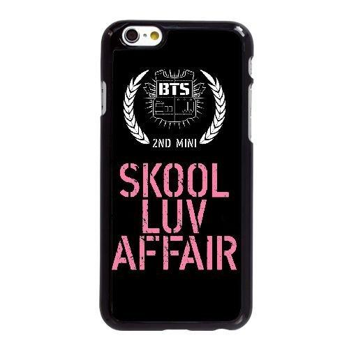 Bts Skool Luv Affair Album P3D60N9AF coque iPhone 6 6S Plus 5.5 Inch case coque black 26GJGX