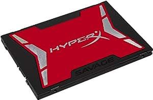 Kingston HyperX Savage 480GB SSD SATA 3 2.5 (7mm Height) Solid State Drive (SHSS37A/480G)