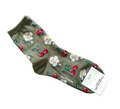 Caomoa Calcetines de invierno calcetines de punto calcetines de algodón calcetines calcetines