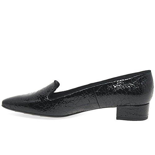Fumer Pearl Womens Pantoufle De Black Chaussures De Patti De Brevet Croc Kaiser Peter XWqST7B0E
