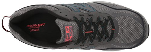 New Balance Men's 510v4 Cushioning Trail Running Shoe, Magnet, 7 D US by New Balance (Image #7)