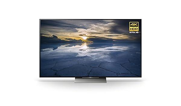 Sony XBR75X940D TV Inteligente 4K Ultra HD de 75 Pulgadas (Modelo ...
