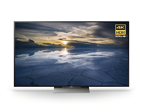 Sony XBR75X940D 75-Inch 4K Ultra HD Smart TV (2016 Model)