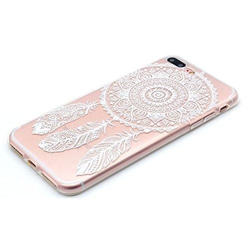 "HYAIT® For IPHONE 7 PLUS 5.5"" [XXG 17V3]Scratch-Proof Ultra Thin Rubber Gel TPU Soft Silicone Bumper Case Cover -BKI07"