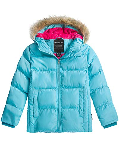 Best girls winter coats 14/16 teal to buy in 2020