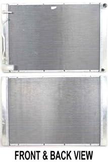 ROADFAR 2415 Radiator Compatible for 2002-2006 Nissan Altima 2004-2006 Nissan Maxima