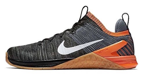 NIKE Dsx Shoes Flyknit s Black Metcon Running Competition 2 Crimson Hyper Men aS1xaqtr