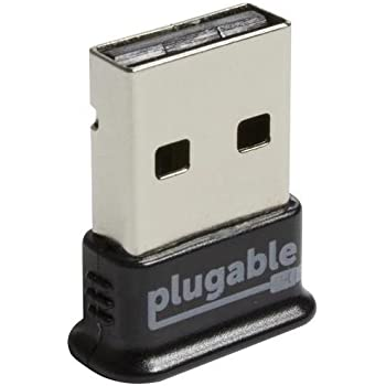 Plugable Usb Bluetooth 4 0 Low Energy Micro Adapter Compatible With Windows 10 8 1 8 7 Raspberry Pi Linux Compatible Classic Bluetooth And