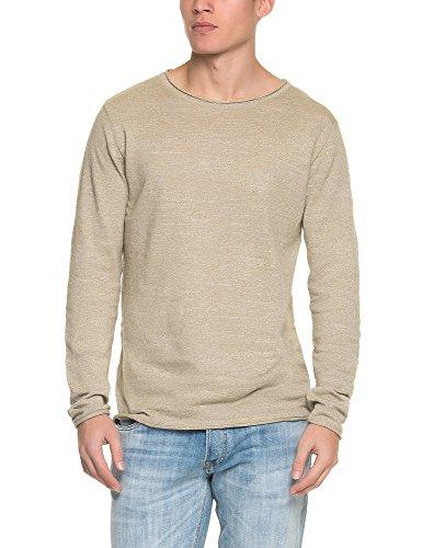 Garcia Jeans Men's Men's Beige Pullover in Size M Beige by GARCIA JEANS