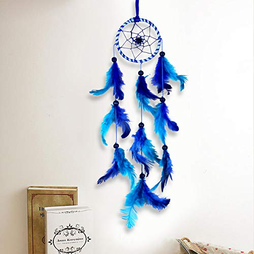 Meher Collection Dream Catcher Traditional Indian Wall Art for Bedrooms, Home Wall, Hanging Design, Height 41 cm, Small (B07QHMRFWF) Amazon Price History, Amazon Price Tracker