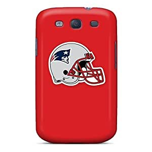 Awesome Design New England Patriots 6 Hard Case Cover For Galaxy S3