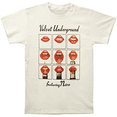 Velvet Underground ...Featuring Nico (Distressed) Slim Fit T-shirt