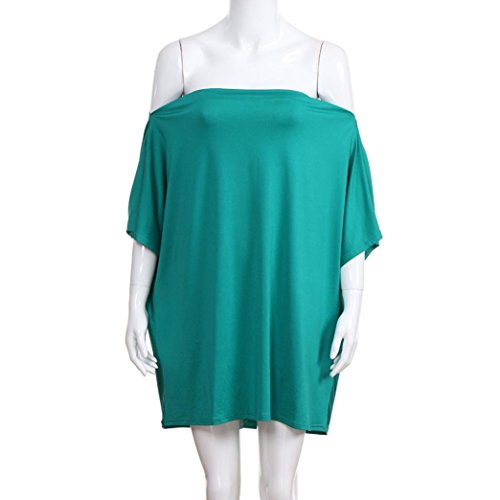 Col Uni Chemisier Manches Courtes Femme Holywin Rond Green qC7xw1