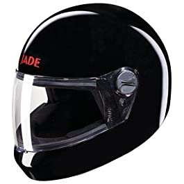 Studds Jade Full Face Helmet (Black, XL)
