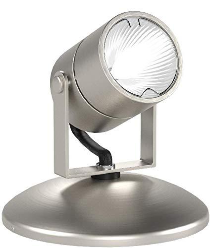 Tech Lighting, 700F1-SN Lil Big Wonder Accent Lamp, 50 Watts, Satin Nickel