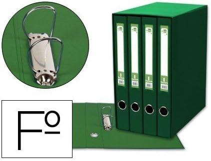Liderpapel MD44 - Modulo 4 archivadores, 2 anillas: Amazon.es ...