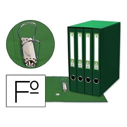 Liderpapel MD44 - Modulo 4 archivadores, 2 anillas