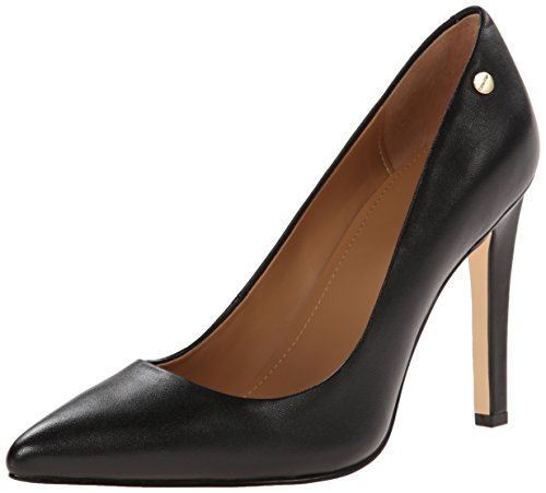 Calvin Klein Women's Brady Platform Pump, Black, 7.5 Calvin Klein Womens Shoes