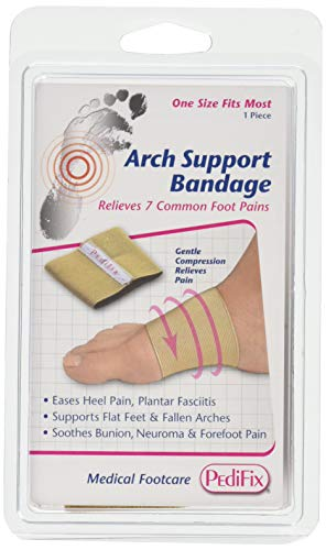 PediFix Arch Bandage One Size Fits Most 1 Each (Pack of 2)
