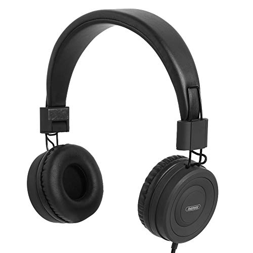 Remax RM-805 Wired Gaming Headset Foldable Over Ear HiFi Sound Stereo Music Earphone Headband Headphone with Mic