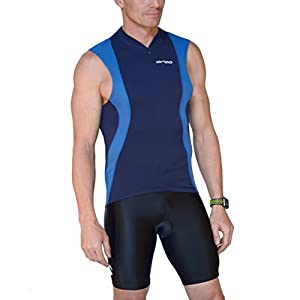 ORCA Men's Tri Singlet Pockets