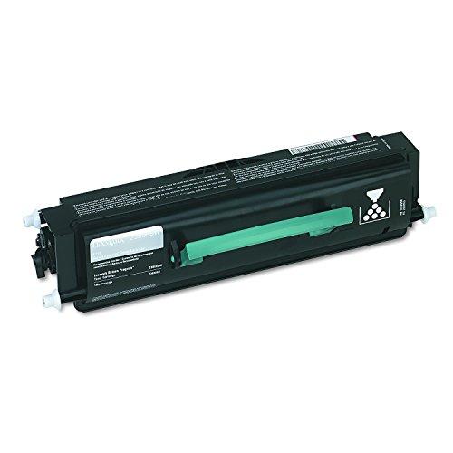 - Lexmark E238 Return Program Toner Cartridge, Black