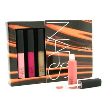 Turkish Delight Lip Gloss - Nars Follow The Boys Lip Gloss Set (4X Mini Lip Gloss) 4X 4G/0.14Oz