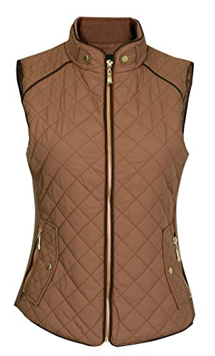 Quilted Ribbed Vest - 6