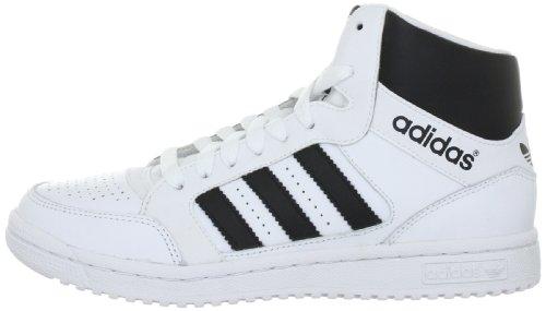 pretty nice e6b5f 5a90a adidas Pro Play, Zapatillas Altas para Hombre, Blanco-Weiß (White Black 1),  44 EU  ADIDAS  Amazon.es  Zapatos y complementos